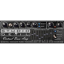 Studio Devil Virtual Bass Amp Software Download