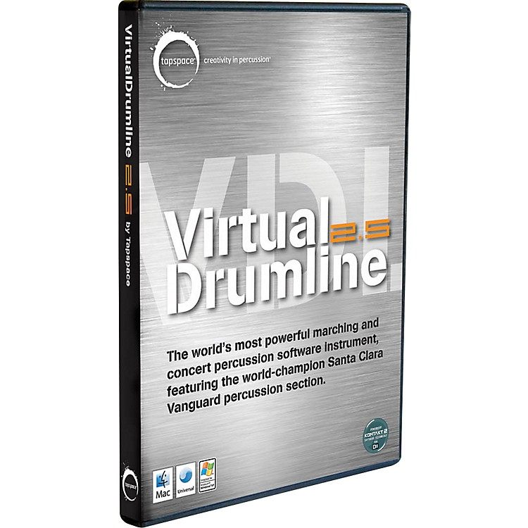 Hal Leonard Virtual Drumline 2.5 5 Seat Lab Pack