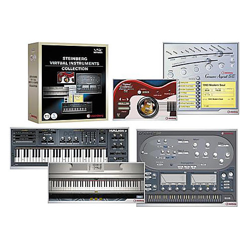 Steinberg Virtual Instrument Collection-thumbnail