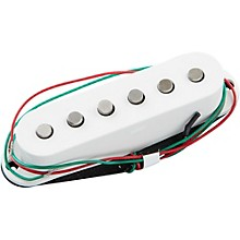 DiMarzio Virtual Solo White Extra Black Cover