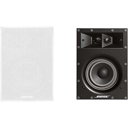 Bose Virtually Invisible 691 In-Wall Speakers (Pair)-thumbnail
