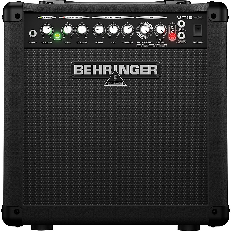 BehringerVirtube VT15FX 15W 1x8 Guitar Combo Amplifier