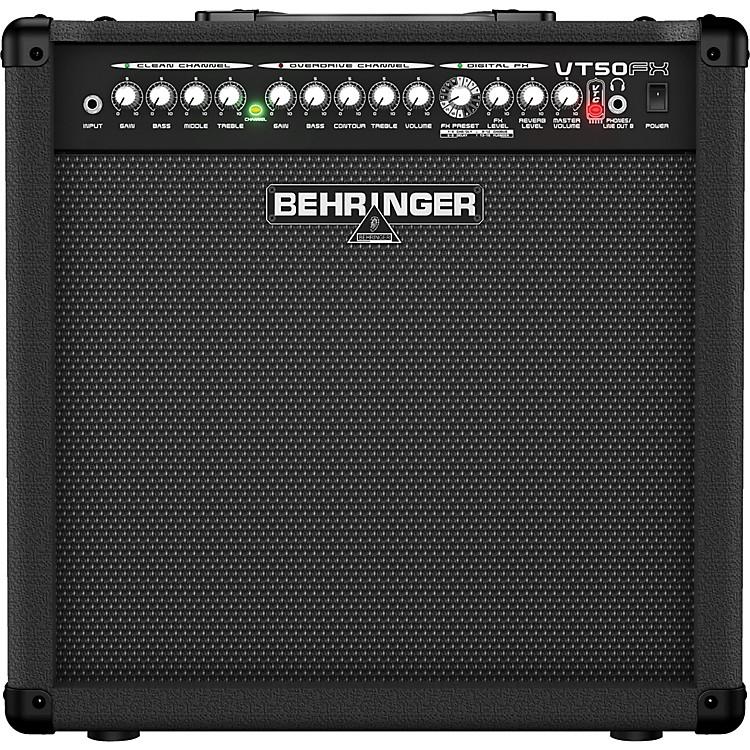 BehringerVirtube VT50FX 60W 1x12 Guitar Combo Amp