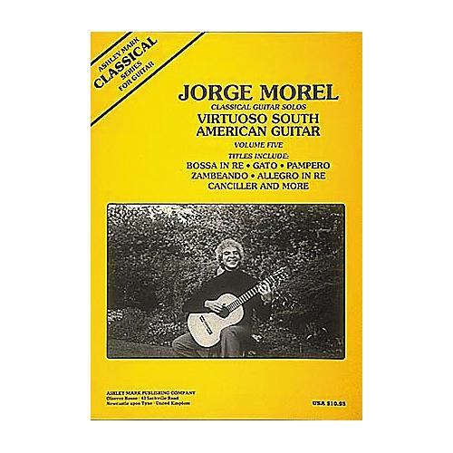 Ashley Mark Virtuoso South American Guitar Volume 5 Book-thumbnail