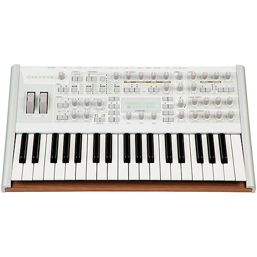Access Virus TI v2 Polar Total Integration Synthesizer and Keyboard Controller-thumbnail