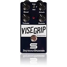 Seymour Duncan Vise Grip Compressor Guitar Effects Pedal