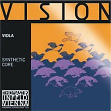 "Thomastik Vision 15"" Plus Viola Strings 15+ in. D String"