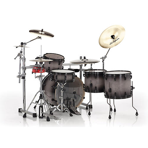 Pearl Vision Birch Lacquer 5-Piece Drum Kit