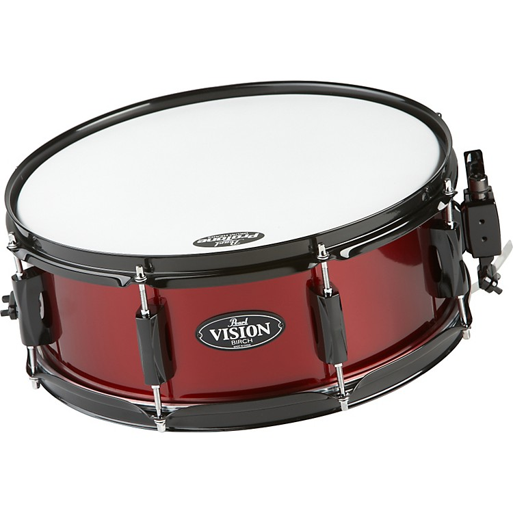 Pearl Vision Birch Snare Wine Red 14x5.5