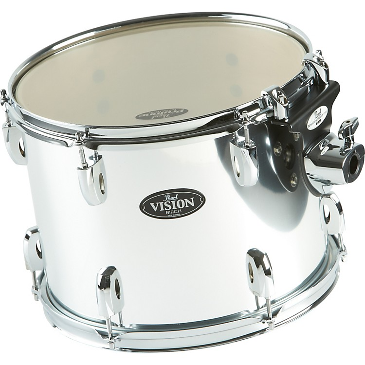 Pearl Vision Birch Tom Mirror Chrome 13x10