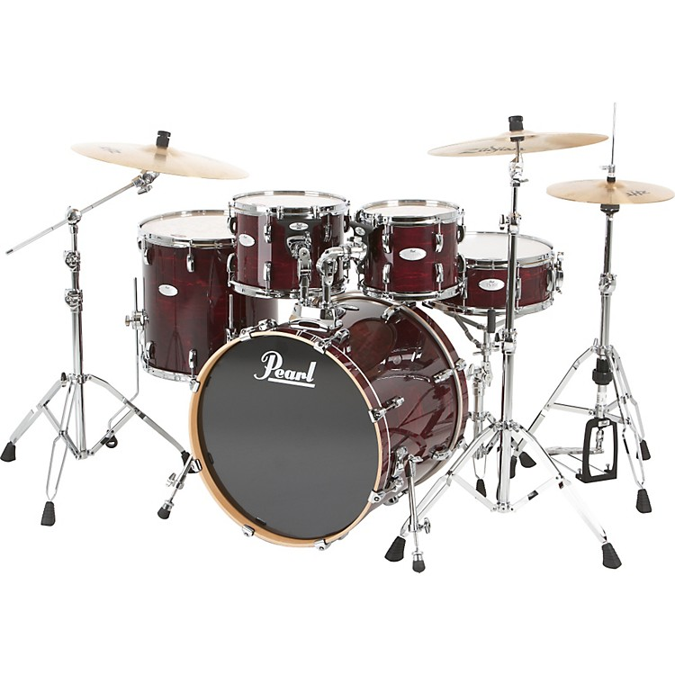 PearlVision Maple Lacquer Fusion Shell PackSangria