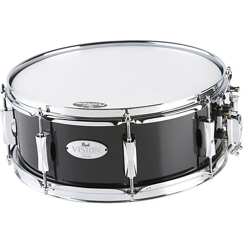 Pearl Vision Maple Lacquer Snare Sangria 14X5.5