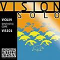 Thomastik Vision Solo 4/4 Size Violin Strings 4/4 Size Set with Silver D StringThumbnail