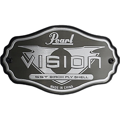 Pearl Vision VLX 5-Piece Fusion Drum Floor Set