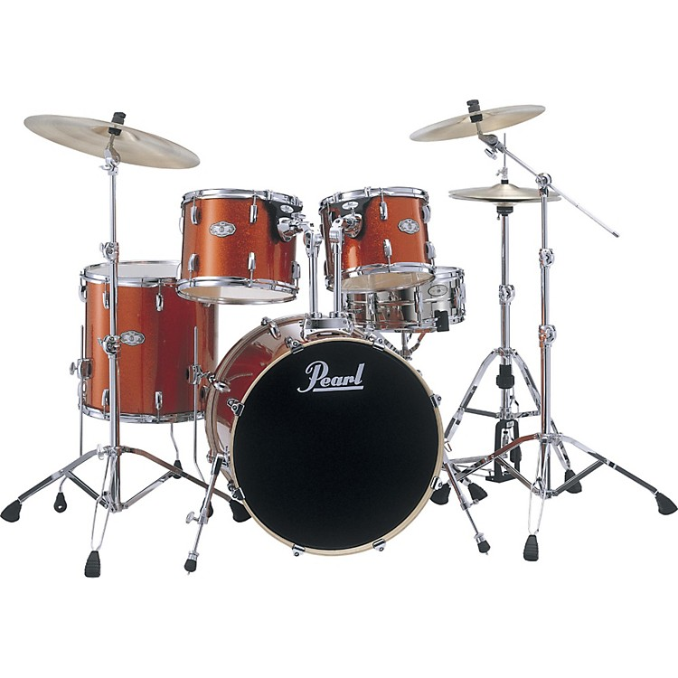 PearlVision VSX 5 Piece Standard Shell Pack