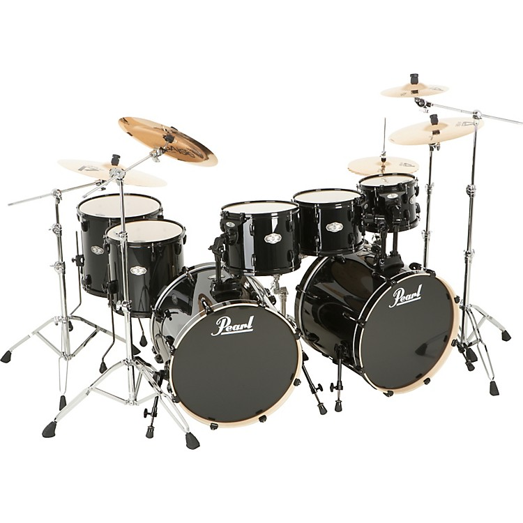 PearlVision VX 8-Piece Double Bass Drum Kit