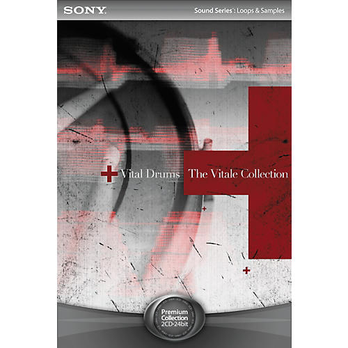 Sony Vital Drums: The Vitale Collection