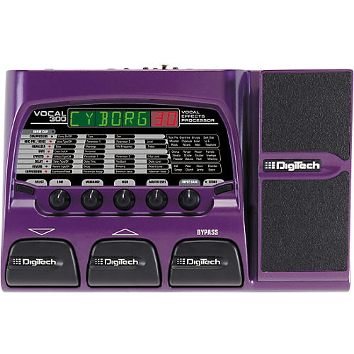 DigiTech Vocal 300 Vocal Effects Processor-thumbnail