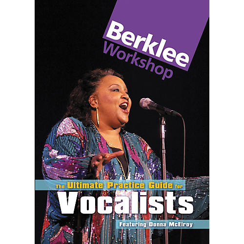 Berklee Press Vocal Practice for Performance (DVD)