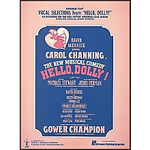 """Hal Leonard Vocal Selections from """"Hello Dolly!"""""""