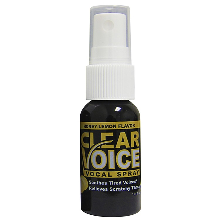 Clear VoiceVocal SprayHoney Lemon