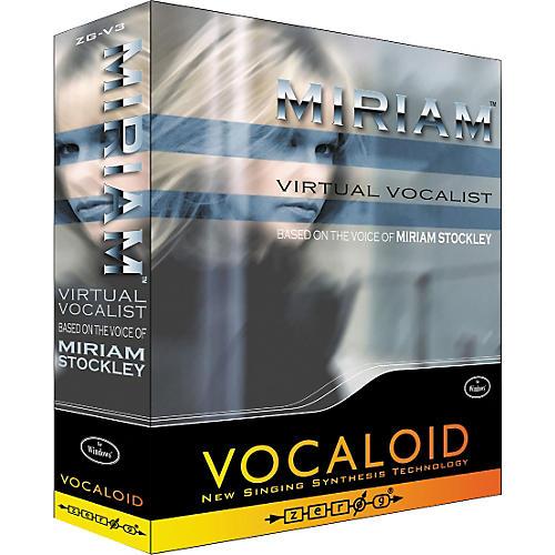 Zero G Vocaloid Miriam