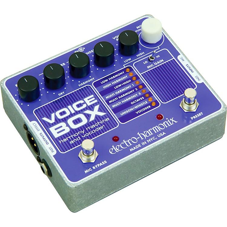 Electro-HarmonixVoice Box Harmony Machine/Vocoder