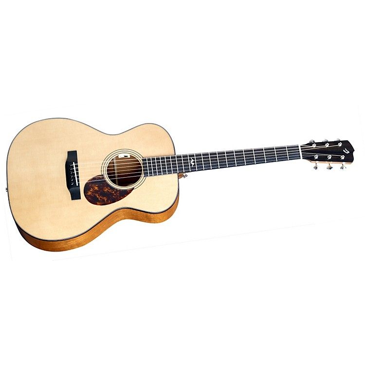 Breedlove Voice Revival OM/SMe Acoustic-Electric Guitar Natural
