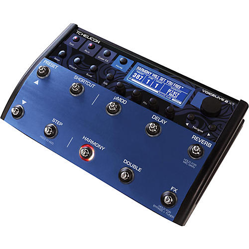 TC Helicon VoiceLive 2 Extreme Edition