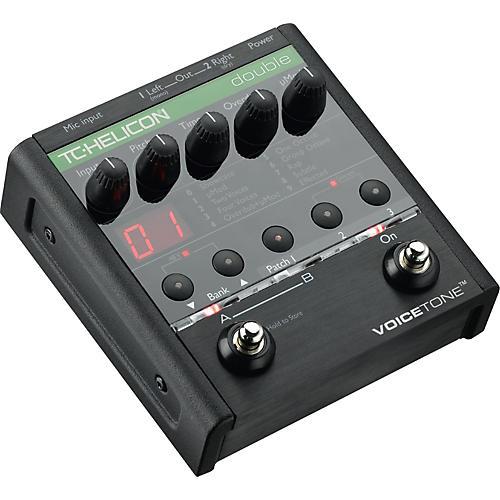 TC Helicon VoiceTone Double Overdubbing Pedal