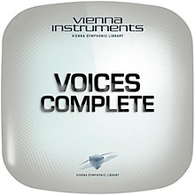 Vienna Instruments Voices Complete Standard Library Software Download