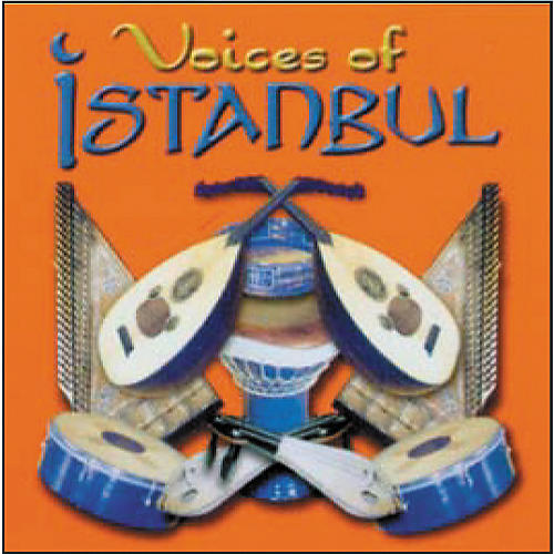 Q Up Arts Voices of Istanbul Emagic EXS 24 CD-ROM