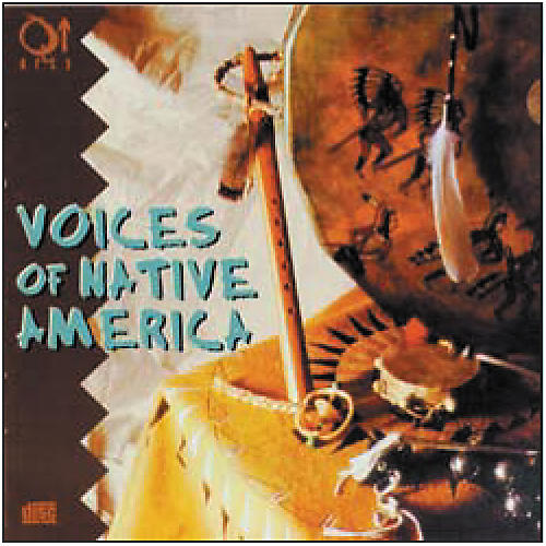 Q Up Arts Voices of Native America V1 CD Audio