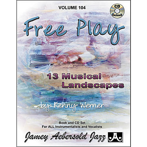 Jamey Aebersold (Vol. 104) Kenny Werner  Free Play-thumbnail