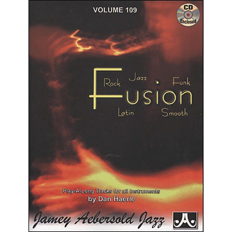 Jamey Aebersold(Vol. 109) Dan Haerle Fusion