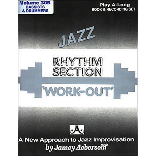 Jamey Aebersold (Vol. 30B) Rhythm Section Workout