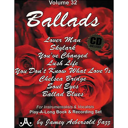 Jamey Aebersold (Vol. 32) Ballads