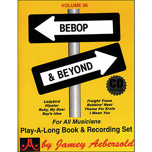 Jamey Aebersold (Vol. 36) Bebop and Beyond