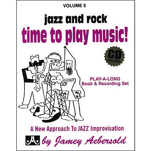 Jamey Aebersold (Vol. 5) Time To Play Music-thumbnail