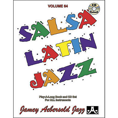 Jamey Aebersold Vol. 64 Salsa Latin Jazz