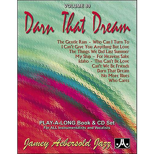 Jamey Aebersold (Vol. 89) Darn That Dream