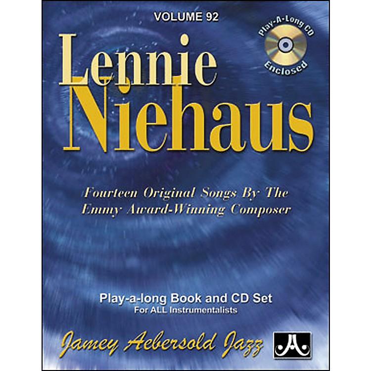Jamey Aebersold(Vol. 92) Lennie Niehaus