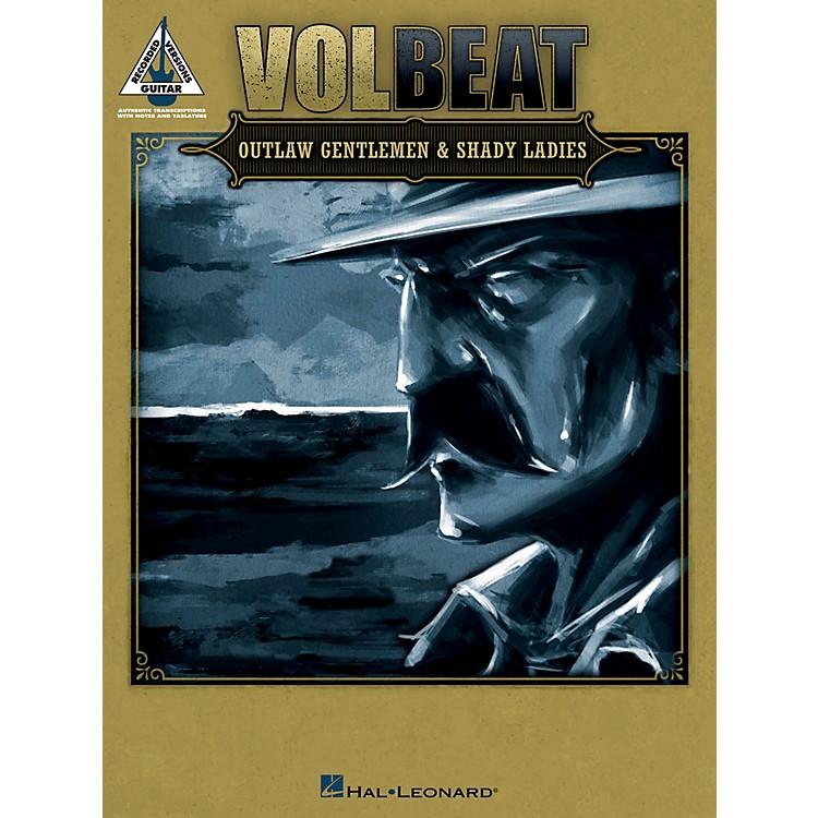 Hal LeonardVolbeat - Outlaw Gentlemen & Shady Ladies Guitar Tab Book