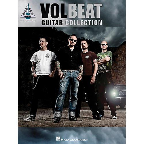 Hal Leonard Volbeat Guitar Tab Collection