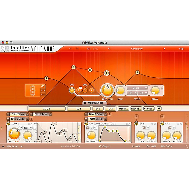 FabFilter Volcano 2 Software Download