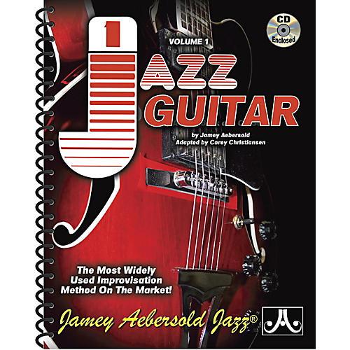 Jamey Aebersold Volume 1 For Jazz Guitar