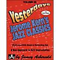"Jamey Aebersold Volume 55 -""Yesterdays"" Jerome Kern's Jazz Classics - Play-Along Book and CD Set"