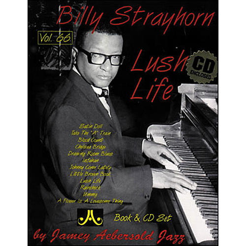 Jamey Aebersold Volume 66 - Billy Strayhorn
