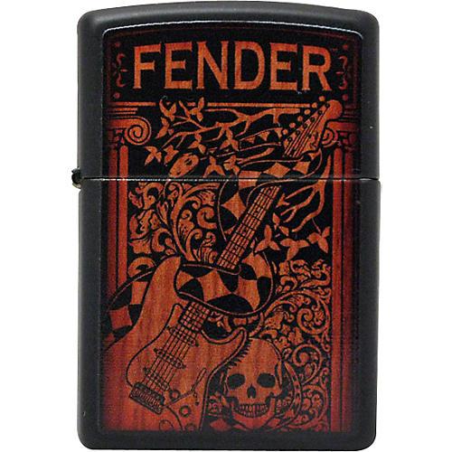 Fender Voodoo Zippo Lighter