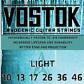 Everly Vostok 9710 Cryogenic Light Gauge Electric Guitar Strings  Thumbnail